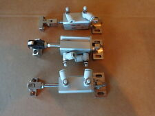(3) SMC CDQ2D12-20DM Compact Pneumatic Double Acting Adjustable Cylinders