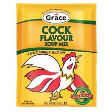 Grace Cock Flavour Soup Mix 50g