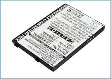 Premium Battery for E-TEN E4ET021K1002, 49005800, glofiish DX900, glofiish V900