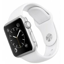 APPLE WATCH SPORT MJ3T2FD/A 42mm SILVER-WHITE MODEL A1554 SMARTWATCH FITNESSUHR