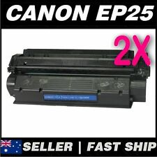 2x Black Toner for Canon EP25 EP-25 HP High Yeild C7115X 15X for Canon LBP 1210