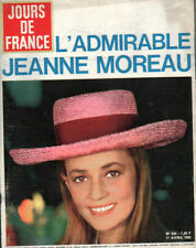 jours de france n°544 jeanne moreau dany saval f berger