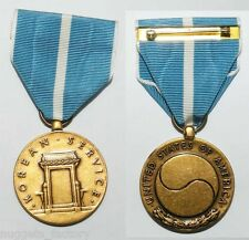 Decoration / Medaille USA Korean service ( 112 )