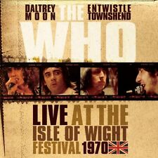 Live At The Isle Of Wight - Who (2010, CD NEUF)