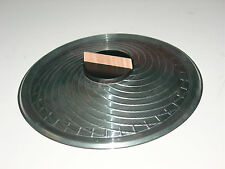 New Vintage Style 9 1/2 inch  Resonator Slide Guitar Biscuit Cone