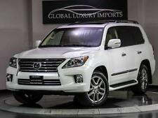 Lexus : LX Base Sport Utility 4-Door