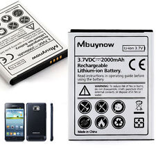 2000mAh 3.7V Mbuynow Lithium Replacement Battery F. Samsung Galaxy S2 GT-I9100