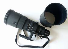 Nikon AF-I 500mm f/4 D Nikkor ED - exceptional lens