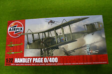 HANDLEY PAGE 0/400 WW1 Bomber 1/72 scale Airfix Kit A06007