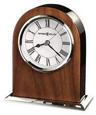645-769 HOWARD MILLER TABLE CLOCK -PALERMO -HIGH GLOSS FINISH