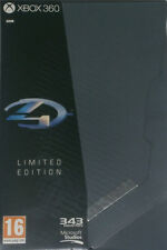 Halo 4 Limited Collectors Edition, 100% Uncut, XBOX 360, NEU & OVP