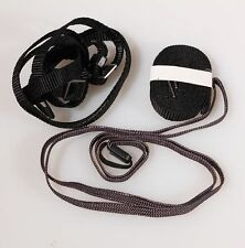 CAMERA STRAP, THIN, BLACK, AND GREY LANYARD, SET OF 3, NEW