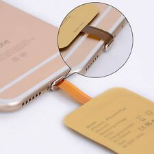 Qi Wireless Charging Receiver For iPhone 5/5S/5SE 6/6S/7 Plus Adapter card