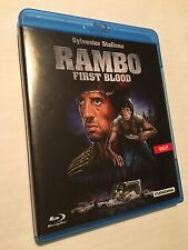 Rambo - First Blood (Sylvester Stallone) Blu-ray