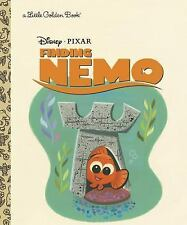 Little Golden Book: Finding Nemo by RH Disney Staff (2003, Hardcover)