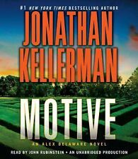 Motive by Jonathan Kellerman, Unabridged Audio Book 2015