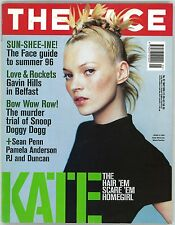 The Face Magazine may 1996 kate moss
