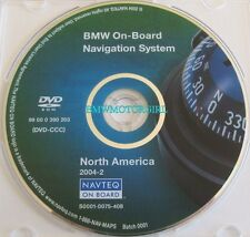 2006 BMW 3-Series 325i 325xi 330i 330xi Navigation DVD # 203 Map © 2004-2 USA