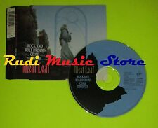 CD Singolo MEAT LOAF Rock and roll dreams come through 1993 VIRGIN  mc dvd (S7)