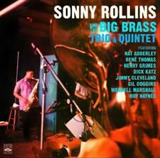 Sonny Rollins and the Big Brass Trio & Quintet by Sonny Rollins / Fresh Sound CD