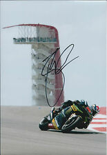 Bradley SMITH Signed Photo AFTAL Autograph COA Red Bull America Grand Prix RARE
