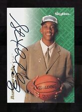 SKYBOX AUTOGRAPHICS 96-97 STEPHON MARBURY AUTO RC ROOKIE PSA MINT ?