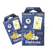 New Rilakkuma 10 Fujifilm Fuji Instax Mini 8 Instant Color Film f 7s 8 25 50s 90