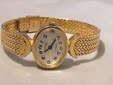 Vintage Empire 17 Jewels Ladies Mechanical Windup Watch Elegant Look  (A-77)