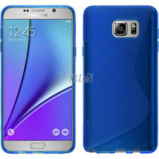S Line Gel TPU Silicone Case Skin Cover Shell For Samsung Galaxy Mobile Phones