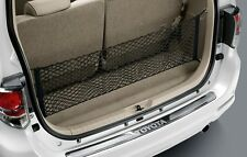 Toyota Accessories Fortuner Cargo Black Net Polyester Easy Installation