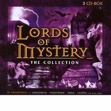Lords of Mystery - The Collection / Tarja Nightwish Isgaard Cantarius Tya Llynya