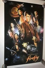 Firefly - Limited Edition Screen Print by Paul Shipper nt Mondo