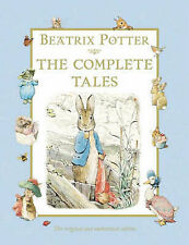 Very Good, BEATRIX POTTER THE COMPLETE TALES: 2002 EDITION: 23 ORIGINAL TALES +