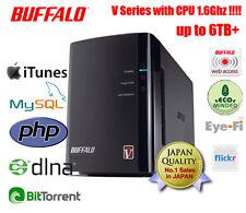 NAS Buffalo LinkStation Pro Duo - LS-WVL - 1.6Ghz CPU