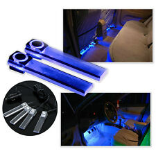Fashion 4 in 1 Car Auto Interior LED Atmosphere Lights Decoration Lamp Lampada