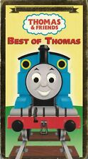 Thomas the Tank Engine Best of Thomas VHS Video Tape 2001 Animated Live-Action