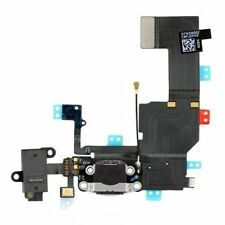 iPhone 5C Charger Port Charging Dock Flex USB Replacement - Black Apple new