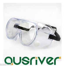 3M 1621 Dust-tight Anti-Fog Protective Glasses Goggles Safety Eyewear for Splash