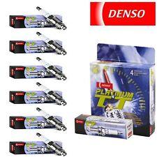 6 - DENSO 4504 / PK20TT Spark Plug - Platinum TT