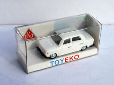 SEAT 124 BLANCO WHITE 1/87 TOYEKO TOY EKO