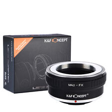M42-FX Lens Mount Adapter Ring M42 Screw to Fuji Fujifilm FX XPro1 X-Pro1 X Pro1