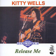 Release Me by Kitty Wells - CD NEW free shipping