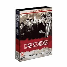 Law and Order: NBC Series - Complete Series 7 DVD 6 Disc Box Set