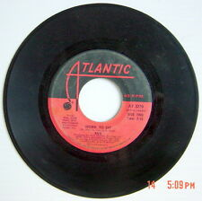 ONE 1974'S 45 R.P.M. RECORD, AWB, PICK UP THE PIECES + WORK TO DO