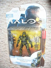 "HALO 3 McFarlane Toys 5"" figure Equipment Edition - Master Chief Spartan 117"