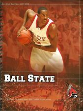 2007-08 Ball State Cardinals Men's Basketball Media Guide