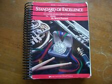Standard of Excellence Comprehensive Band Method Book1 Conductor Score B.Pearson