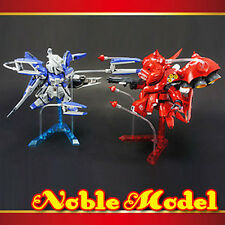 Non Bandai SD BB 模魂真悟 RX-93-2 Hi-v Gundam and MSN-04-02 Nightingale Set