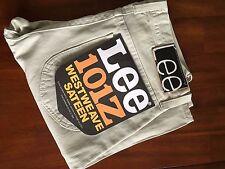 LEE 101 Z  THE WESTWEAVE SATEEN JEANS ( W32  ) $ 175