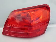 08 09 10 11 12 2008-2012 NISSAN ROGUE RH TAIL LIGHT USED